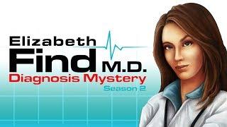 Elizabeth Find M.D. Diagnosis Mystery Season 2 Full Walkthrough [1080p]