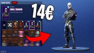 I buy a Fortnite account for 21€ and got the... (3000€+)😱💵