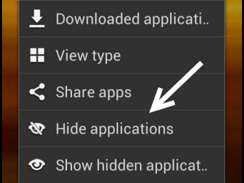 Apps for hiding pictures in android
