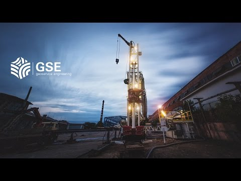 Geoservice Engineering - Water Well Drilling Technology Demonstration 2015