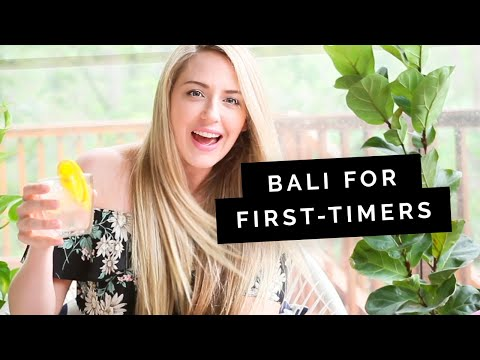 BALI for FIRST-TIMERS | Little Grey Box