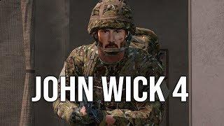John Wick Competitors List