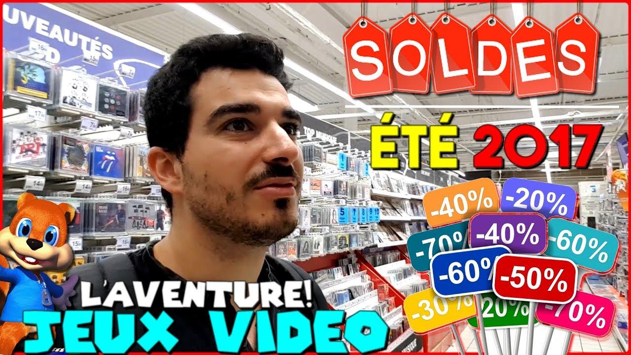 Les soldes d 39 t jeux vid o 2017 l 39 aventure live - Les solde d ete 2017 ...