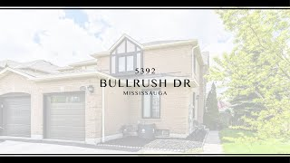 SOLD!! 5392 Bullrush Drive Mississauga   Virtual Tour