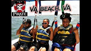 Pirate Parasailing | Virginia Beach, VA