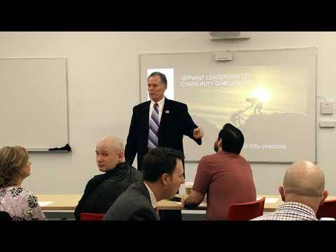 Ross Leadership Institute Series at Otterbein University: Scott Marier (2/20/18)