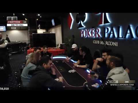 2017 Poker Palace MCC High Roller Final Table Part 1