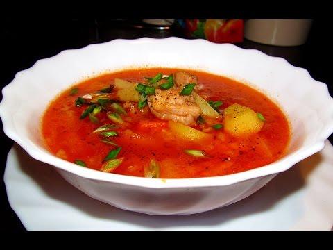 Как приготовить рисовый суп или быстрый рисовый суп за 20минут
