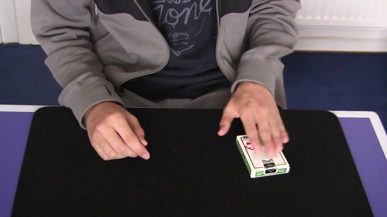 Video Kartentrick