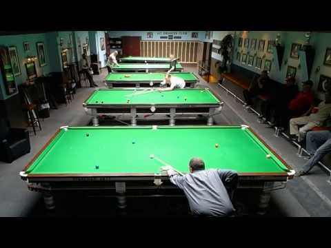 LIGUE DE SNOOKER 2014/15 MARDI 30 SEPT
