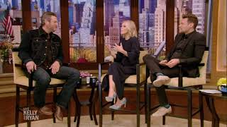 Blake Shelton on Fishing with Gwen Stefani