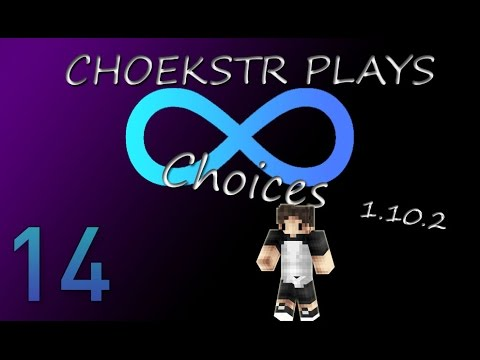 Infinite Choices 1.10 Ep14 Disenchanting and Deep Dark Quarry for mORE resources