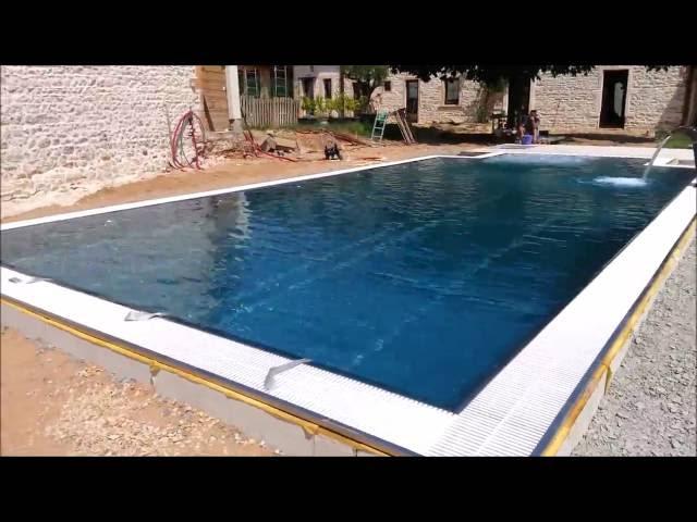 PPHU SEVERUS Basen ze stali nierdzewnej Francja. Swimming pool with a stainless steel France