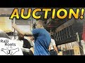 We Bought $169 worth of stuff at an AUCTION: Unboxing Video!
