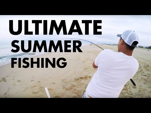 How to Catch Fish off the Beach: Quick, Easy and Fun!