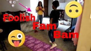 FUNNY FAMILY VLOGS | KIDS ACTING A WHOLE FOOL | YOUTUBE KIDS 2018