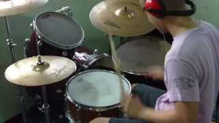 Halik Ni Hudas - Wolfgang - Drum Cover