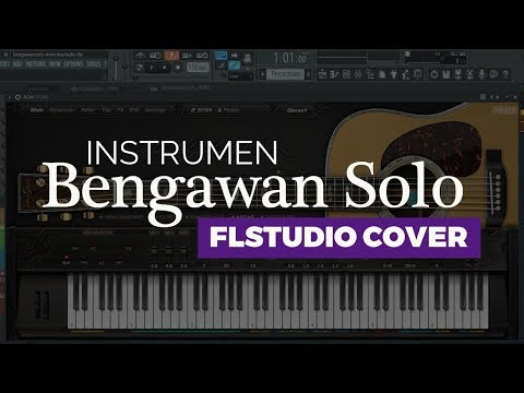 Lagu Bengawan Solo - FL STUDIO Cover
