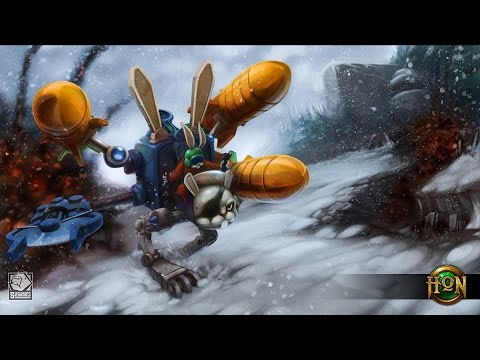 Krayziee | Heroes of Newerth | The War Effort Quests | Chipper