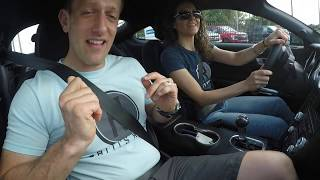 My wife DRIVES a 2018 Mustang GT - Is she in LOVE? - Raiti