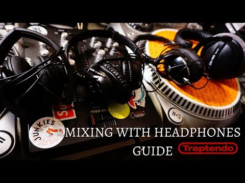 Mixing With Headphones Guide | Which is The Best One?