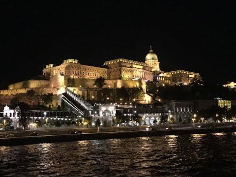 The Danube River of Eastern Europe