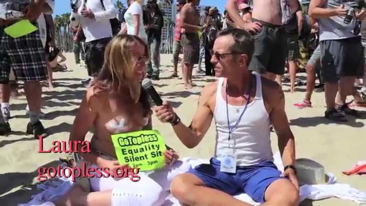 Go topless day 2014 does