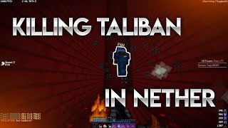 Killing Taliban in Nether | HCTeams Map 17