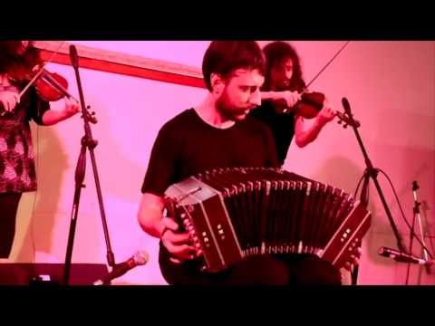 Sexteto Milonguero en vivo a C'e Tango al Majestic