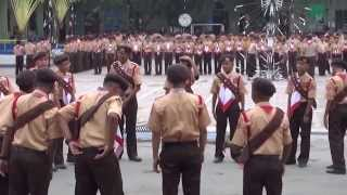 Gontor Scout at 4th ASEAN Scout Jamboree, Thailand - Part 1 - Preparation