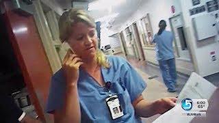 Detective Jeff Payne fired over nurse Wubbles arrest