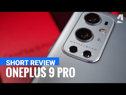 OnePlus 9 Pro short review #shorts