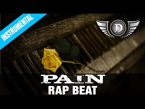 Sad Emotional Piano RAP BEAT - Pain (Insanity Of Beats Collab)