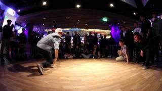 Isiah Munoz vs. Daniel Jerome (AOM) // 1v1 Open Style Finals // Wreck Room II.I