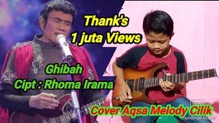 Download lagu Ghibah - Rhoma Irama - Cover Aqsa Melody Cilik Viral