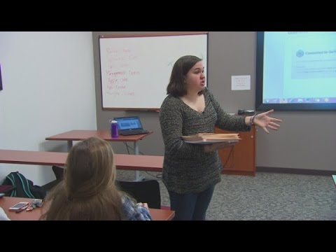 A support group for college kids with diabetes