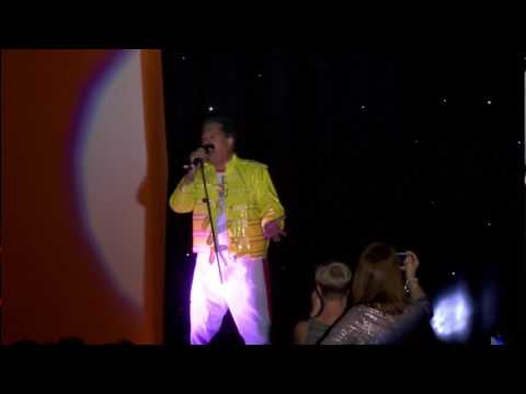Freddie Mercury at PwC Stars In Their...