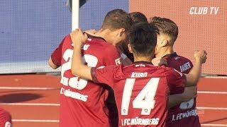 Highlights & Stimmen   1. FC Nürnberg - FC Augsburg 3:0   Bundesliga