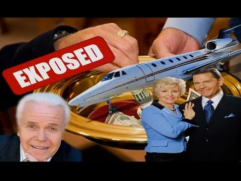 Copeland and Duplantis Talk With God EXPOSED - The Truth About The Prosperity Gospel Informercials
