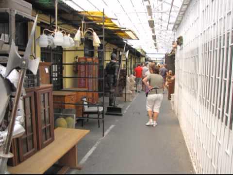 Budapest Boedapest Ecseri - Antiek en Vlooienmarkt