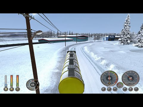 18 Wheels Of Steel Extreme Trucker PC Gameplay HD