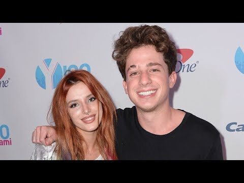 Charlie Puth REFUSES To Talk About Bella Thorne Relationship
