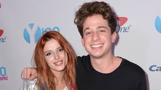 Gambar cover Charlie Puth REFUSES To Talk About Bella Thorne Relationship