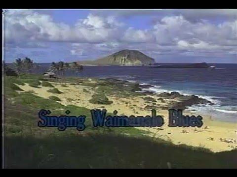 Hawaiian Karaoke - Waimanalo Blues