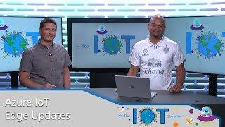 Azure IoT Edge updates