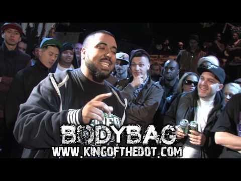 KOTD - Rap Battle - HFK vs ZM
