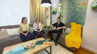 ARTUP BUREAU в ТВ-передаче «Дачный ответ» на НТВ проект «Между морем и землёй»