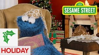 Sesame Street: Fireside Christmas Story with Cookie Monster