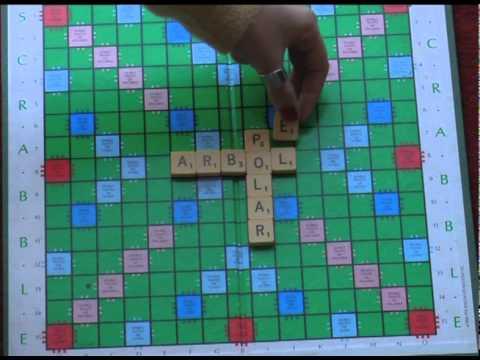Comohacer Te Ensenamos A Jugar Al Scrabble Youtube