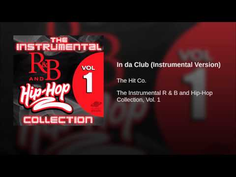 In da Club Instrumental Version